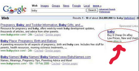 Dynamic Keyword Insertion ebay