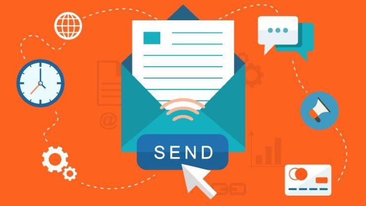 email service kiezen