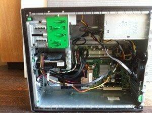 hardware onderhoud na