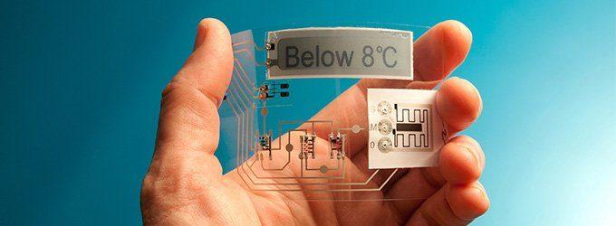 thinfilm temperature label